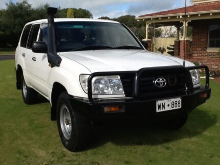 2006 Toyota LandCruiser Wagon turbo diesel & cruise control Busselton Busselton Area Preview