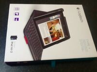 Logitech Keypad and case for IPAD Air 2