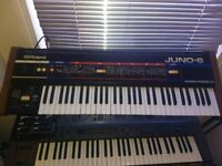 Roland Juno 6 - Very Good Condition - Trades
