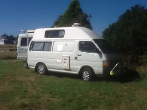 Campervan  motorhome Marino Marion Area Preview