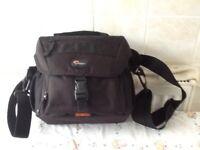 Camera accessories bag