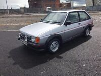 TOTAL PERFECTION SHOW WINNING CAR,1988 FORD FIESTA XR2,ONLY 46000 MILES,,rs,twincam,vans,st,cosworth