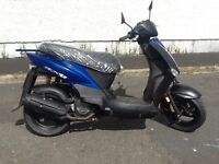 Agility scooter 125cc
