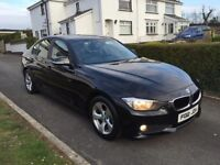 2012 Bmw 320d Efficient-dynamics ** NEW MODEL / FULL MOT ** (a4,jetta,passat,a6,a3)