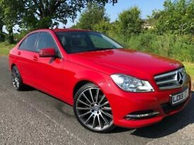 2013 Mercedes C220 Cdi Auto ****FINANCE FROM £60 A WEEK*****