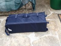 'Petit Star' child's travel cot. Light and easy to asseble. Good condition.