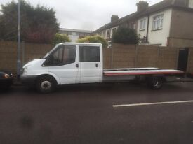 CAR RECOVERY/BREAKDOWN/TRANSPORT SERVICE