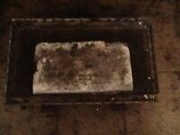 Broseley Gas fire burner unit for a coal fire/ log gas fire