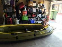 Sevylor Boat 3.60 mtr Fish Hunter 4 Person Durable 30 Gauge PVC Armadale Armadale Area Preview