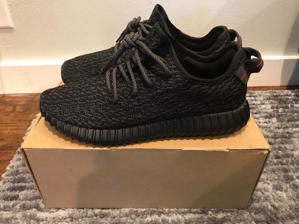 timeless design 0d4b8 2708a ... low price adidas yeezy boost 350 pirate black 765dc 818bc