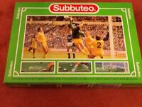 Subbuteo the football game number 60140