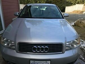 Clean title 2004 A4 1.8 Turbo