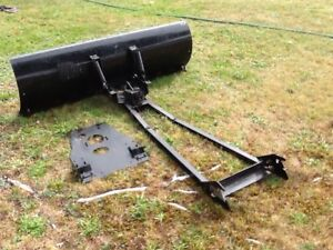 For sale 5' snow plow