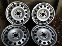 Mini One Steel Wheels