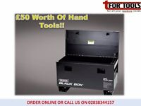 Draper 05543 Site Box Gas Struts + £50 Of Hand Tools