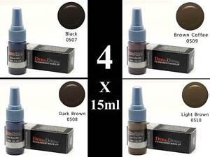 4x-Make-up-permanente-Microblading-Tatuaggio-60ml-69-00-100ml-115-00