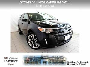 2013 FORD EDGE AWD SPORT
