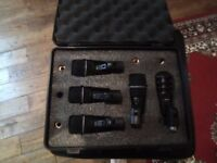 T.Bone DC 500 5Kit Drum Micropohones