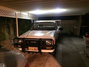 1988 Toyota Hilux 2WD Forster Great Lakes Area Preview