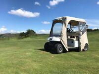 EZGO Golf Buggy Petrol
