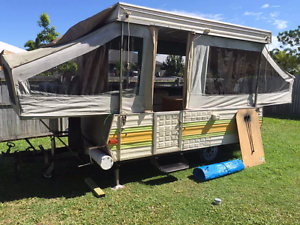 Camper Trailer - Sleeps 5 Trinity Park Cairns Area Preview