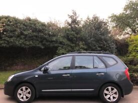 KIA CARENS AUTOMATIC, 59 REG, 72K MILES, 7 SEATS, 1 YR MOT, HPI CLEAR, DELIVERY AVAILABLE, MINT