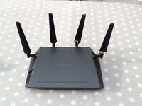 Netgear x4 R7500 AC2350 Dual Band WiFi Router