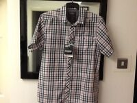 Mens craghoppers shirt new with tags