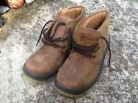 Himalayan Safety Boots size 8