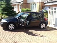 BARGAIN BUY 2009 RENAULT MEGANE 1.4 EXTREME 5DR 67000 MILES,ONE OWNER,YEARS MOT,GREAT DRIVER.