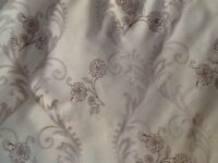 Curtains 66 wide x90 long