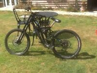 Norco a-line downhill bike 2005