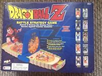 Dragonball Z battle strategy electronic board game - New