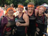 Tough Mudder 2016: Run for Spinal Research!
