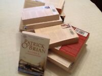 Master and Commander - complete set of 21 books by Patrick O'Brian