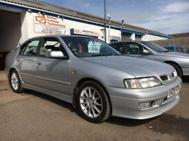 NISSAN PRIMERA 2.0 16V GT, V REG 1999...123k MILES..RARE WITH LOADS OF RECEIPTS