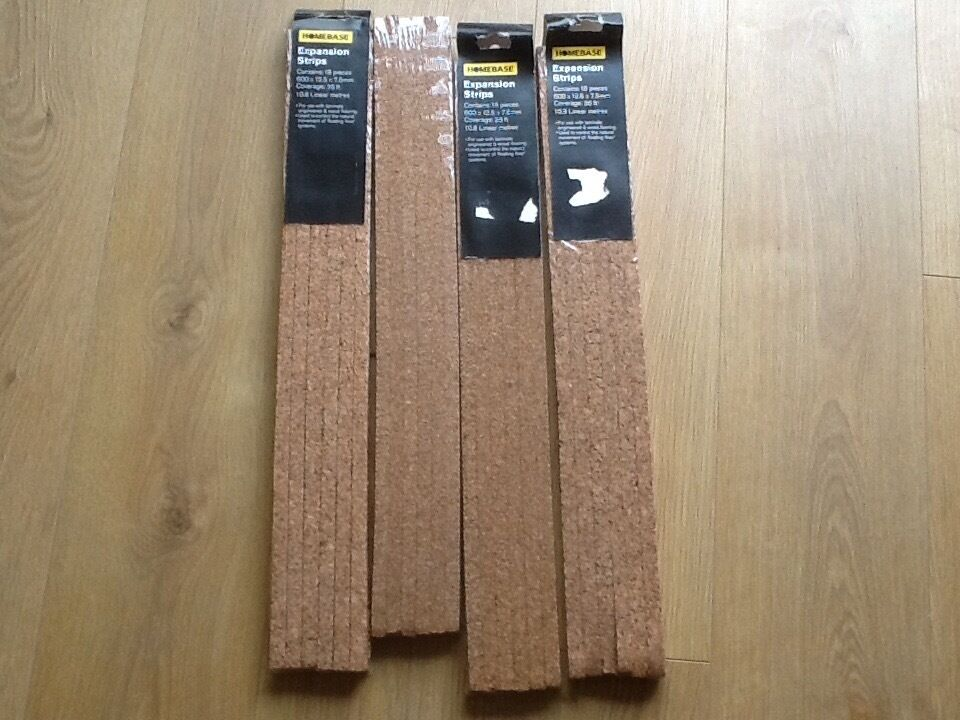 Laminate Flooring Kit And Cork Expansion Strips