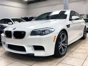 2012 BMW M5 Rear.Ent | HUD | Fully Loaded | Low KM!