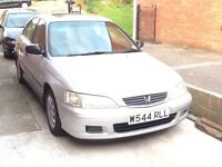 Honda Accord 1.8 Vtec July2000 Full mot excellent condition