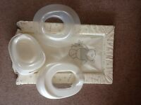 BABY CHANGING MAT, POTTY, TOILET TRAINER