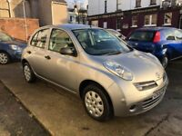 Nissan Micra S 5 door lovely condition inside and out, 1.2 ltr engine low insurance *REDUCED