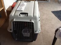New Pet Travel Crate IATA approved