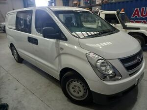 2012 Hyundai Iload MY12 5 Sp Automatic, 6 Seat Van with 6 months Rego