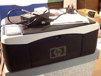 Hewlett Packard HP F2180 Deskjet Printer/Scanner/Copier