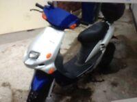 SYM JET 100 cc SCOOTER