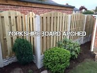 TANALISED TREATED FENCE PANELS- MADE TO YOUR REQUIREMENTS.