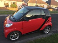 SMART FORTWO 1.0 mhd 18500 millage!!!MOT 2/9/2018
