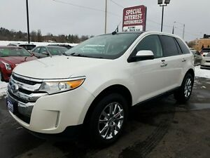 2011 Ford Edge SEL SEL !! NAVI !! LEATHER !! SUNROOF !!