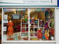 Volunteer Retail Assistant - St Cuthbert's Hospice Shop - Chester le Street