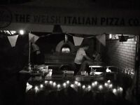 Mobile Woodfired Pizza Oven business for sale